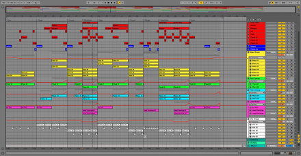 Ableton Live Play